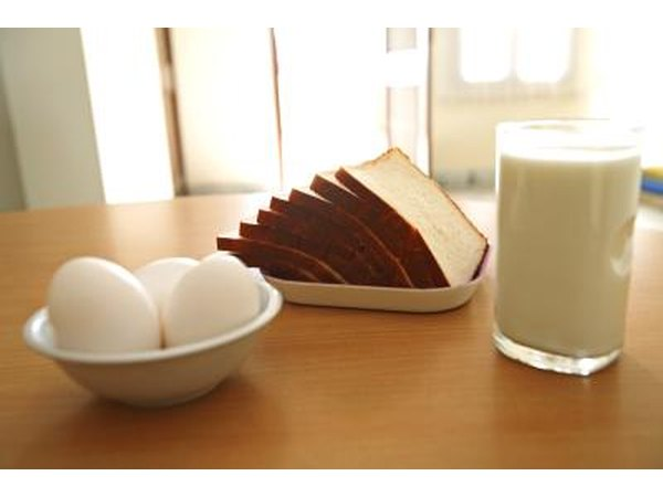 Dairy foods are natural sources of estrogen