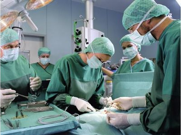 Surgery is sometimes needed to regain function.