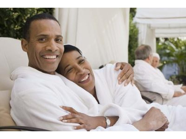 Send your in-laws to a luxury hotel with spa for some R & R.