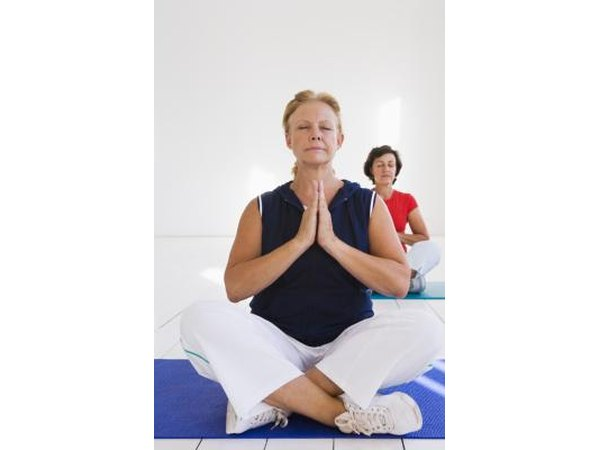 Exercises like yoga are excellent for adults and especially seniors