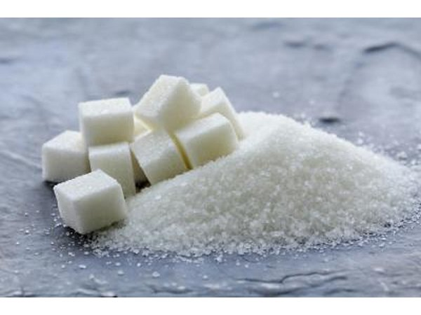 Limit your sugar intake.