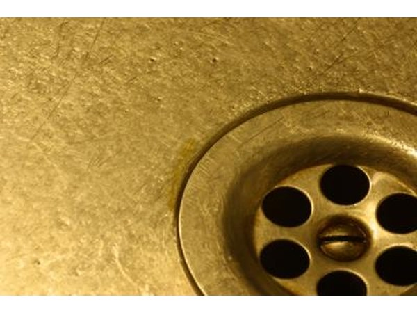 Remove the drain trap to see if it is clogged.