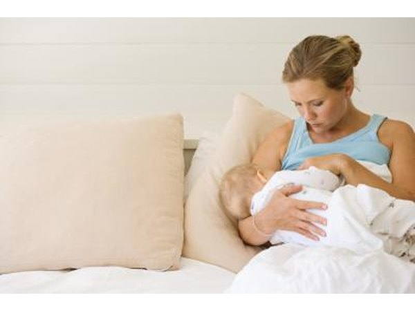 Ask a doctor before using Robitussin if breast feeding or pregnant.