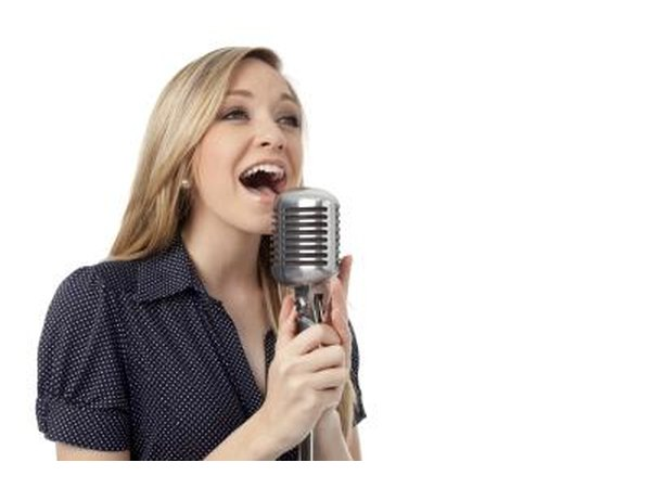Sing a song.