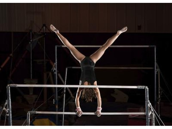 Facts On Gymnastics Events On The Beam Floor Vault
