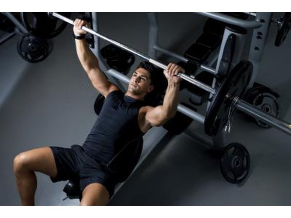 Use dumbbells instead of a straight bar.