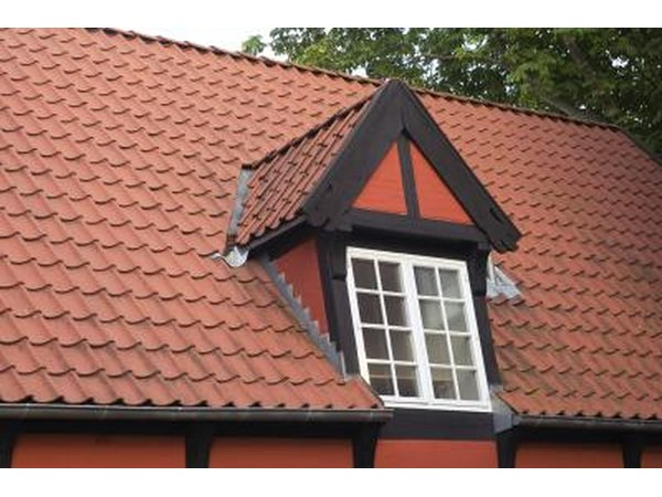 What Exterior Paint Color Works With A Red Tile Roof EHow