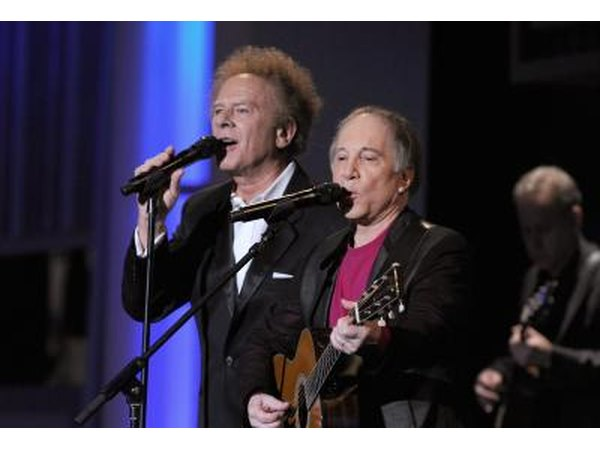 Art Garfunkel and Paul Simon were inducted into The Long Island Music Hall of Fame in 2008.