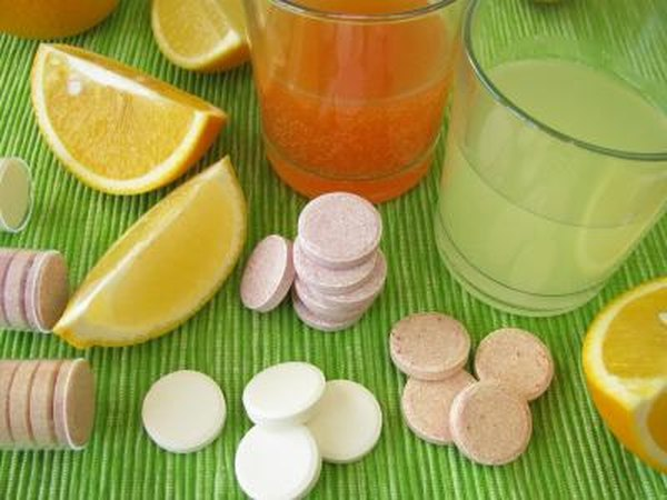 Juice and fruit supplements