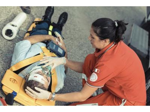 EMS is involved in all levels within the EMT community.