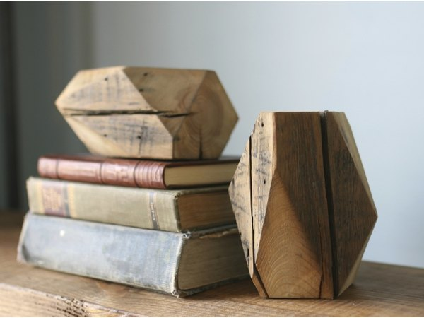 Style with books or use as decor.