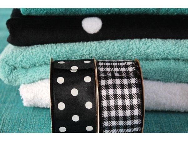 Υλικά που απαιτούνται για ρόμπες πετσέτα.