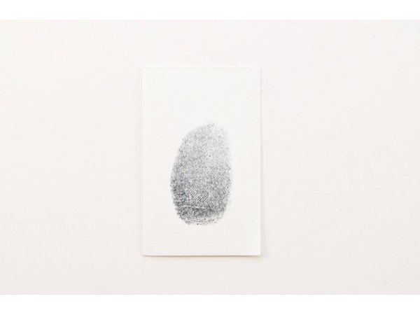 Create your thumbprint.