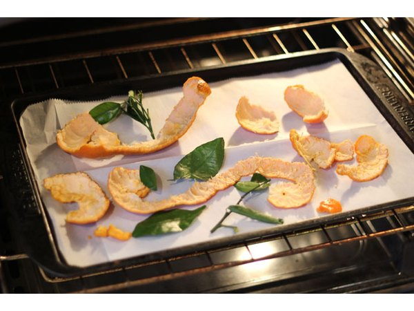 Save fruit peels for drying
