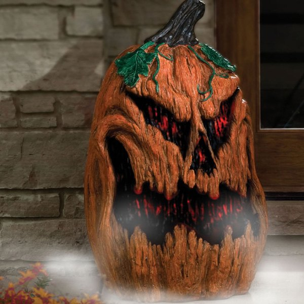 Scary Diy Halloween Decorations: Scary Tech To Make A Spooky Halloween Porch