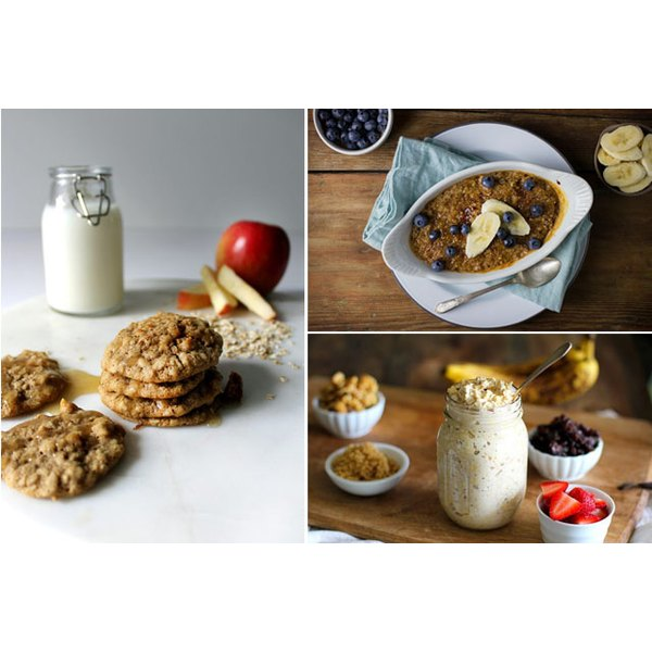 Main Ingredient Recipes: 7 Recipes Using Oatmeal As A Main Ingredient