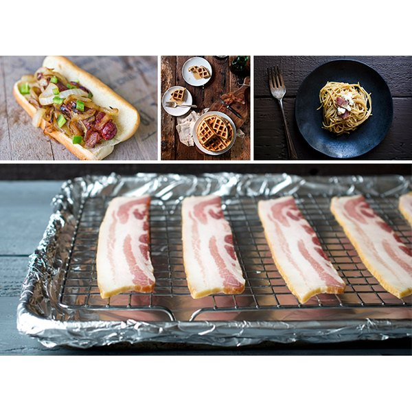 The 12 best ways to cook bacon ehow for Decor bacon cooker