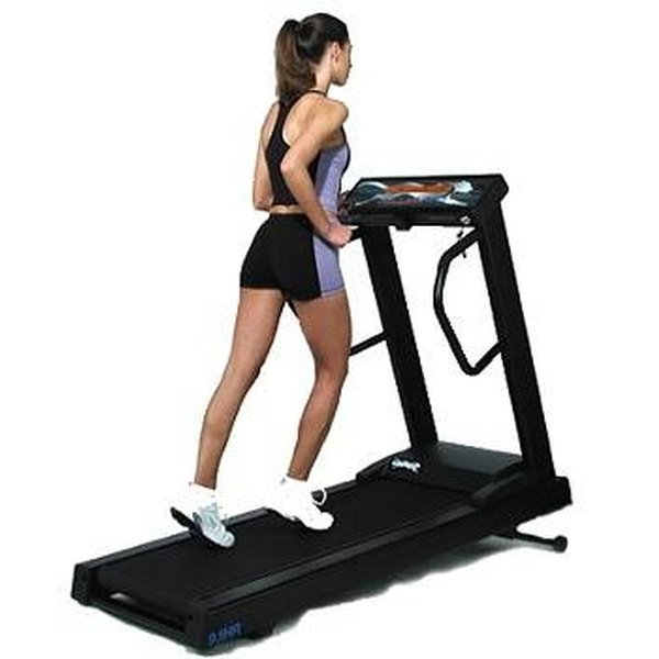 how do treadmills work