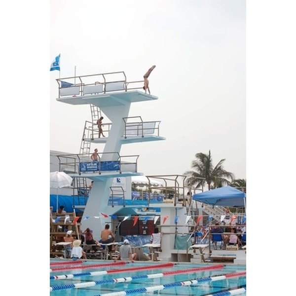 List of diving board tricks healthfully for Swimming pool diving board tricks