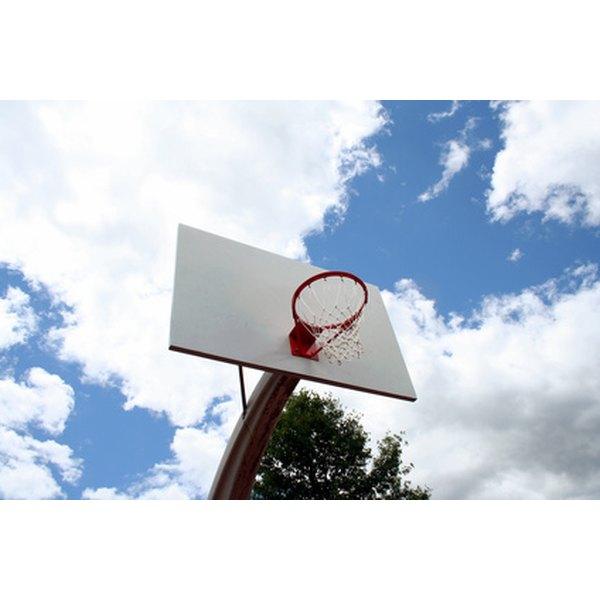 how to build a hoop net