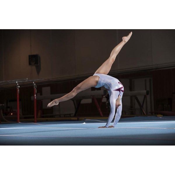 How To Do A Back Walkover For Beginners