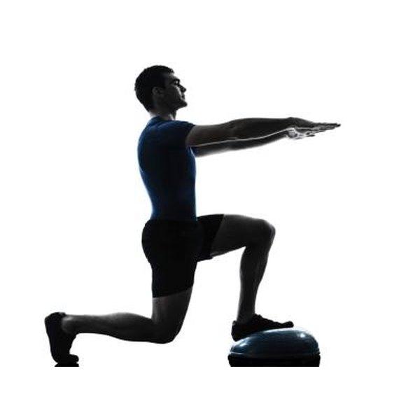 Bosu Ball Air Pump: How To Inflate The BOSU Balance Trainer