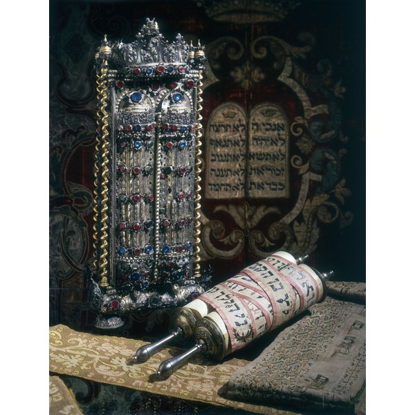 Scrolls of the Torah