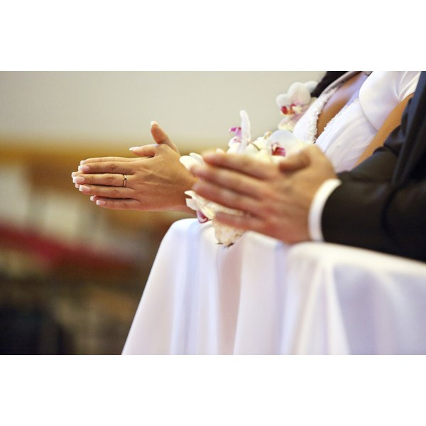Christian Wedding Prayers And Blessings