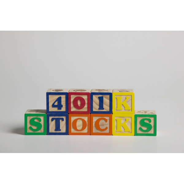 Many 401k plans offer investments in the stock market.