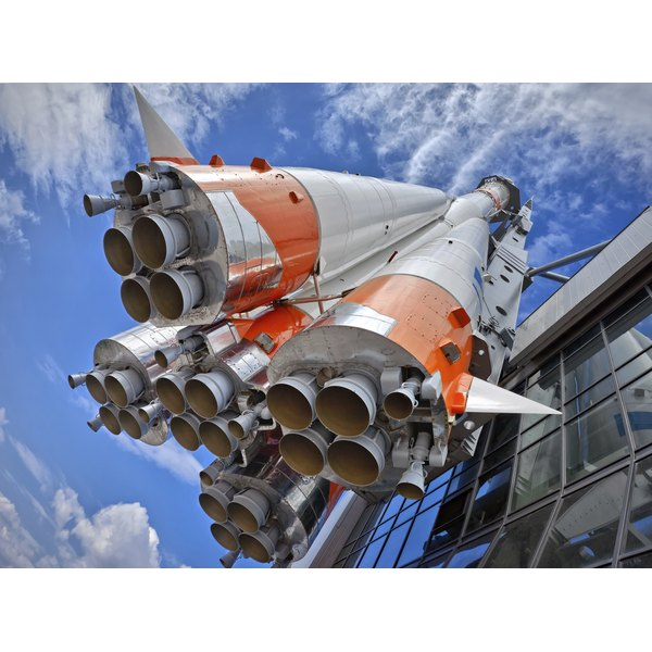 Aerospace companies design and produce air and space craft.