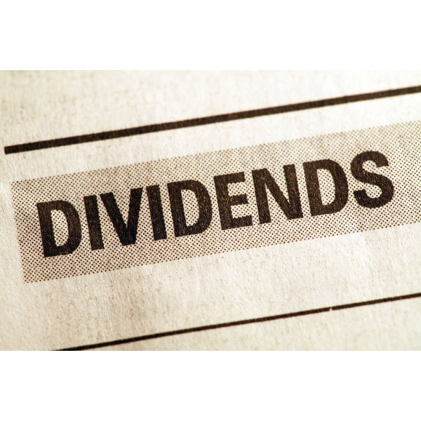 A payment in lieu of dividend occurs with the short selling of stock shares.