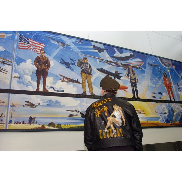 National Air And Space Museum Salutes Military Aviation Veterans