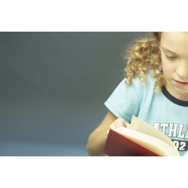 Students who are immersed in literacy at an early age become lifelong readers.