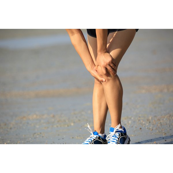 My Knees Really Hurt From Running