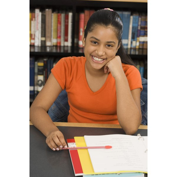 A student exhibiting good study habits has a better chance of making the honor roll.