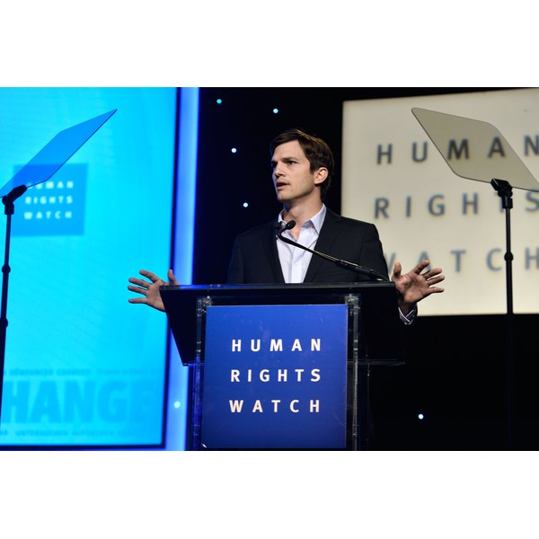 Human Rights Watch Voices For Justice Dinner