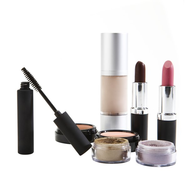 Functionally similar products like lipstick often compete based on brand image.