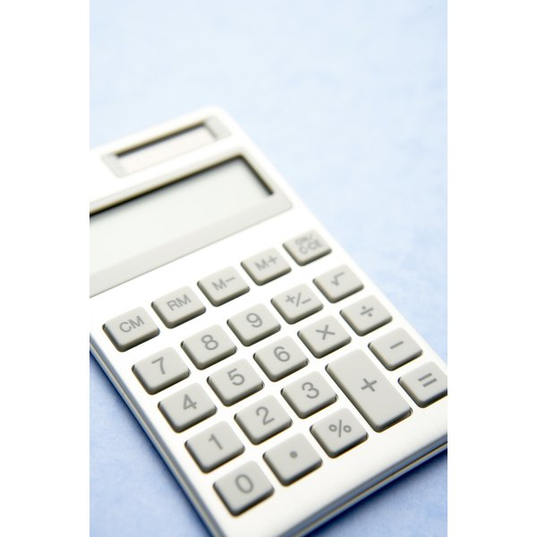 A simple calculator can help you figure the percentage change in the stock price.