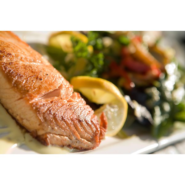 How to cook frozen salmon fillets without defrosting our for How to cook salmon fish