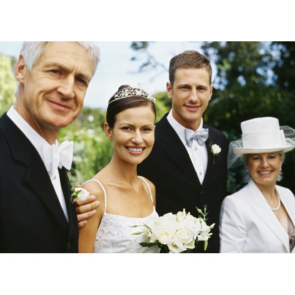 What Are The Duties Of The Father Of The Groom?
