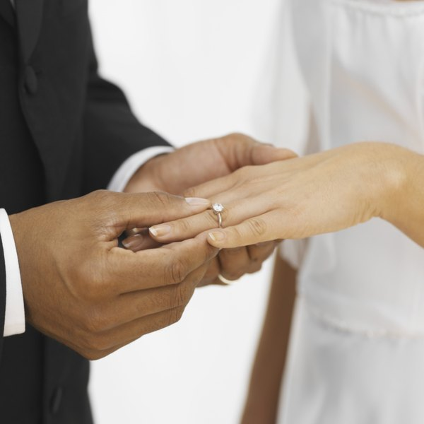 Why Do People Wear A Wedding Ring On The Right Hand?