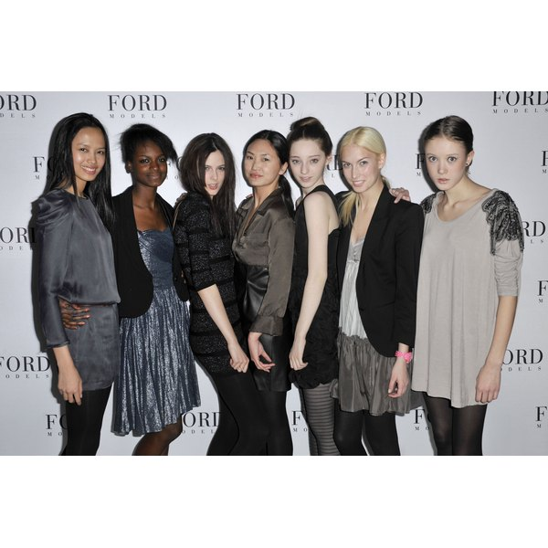 Fashion Week Kick Off Party for Ford Models