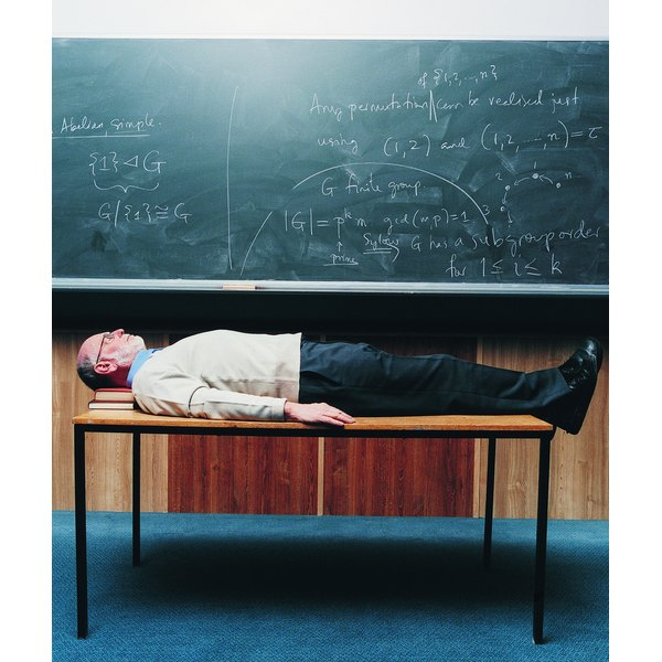 Use math to see how long you can nap between classes.