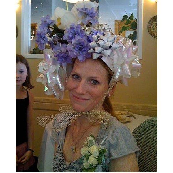 Wedding Corsage Ideas: Bridal Shower Corsage Ideas