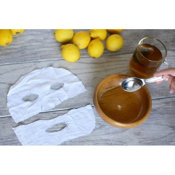 Natural DIY Reusable Facial Mask