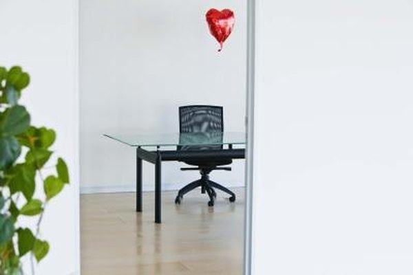 Romantic Ideas to Send to Work