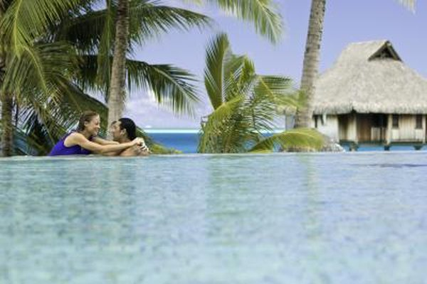 Romantic Cabana Beach Rentals in the Caribbean