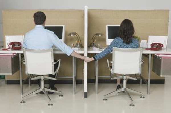 Signs of Office Flirting