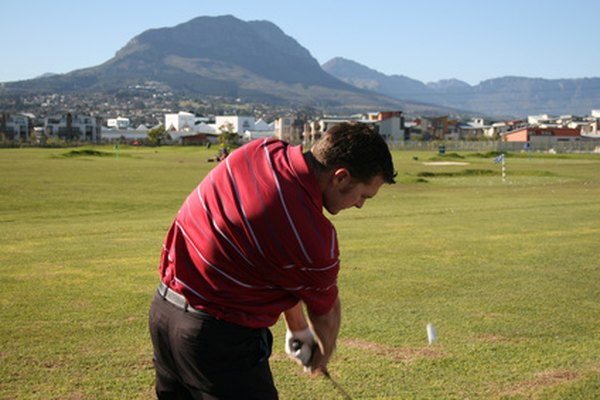 Becoming a PGA teaching pro requires a both a playing and written test.