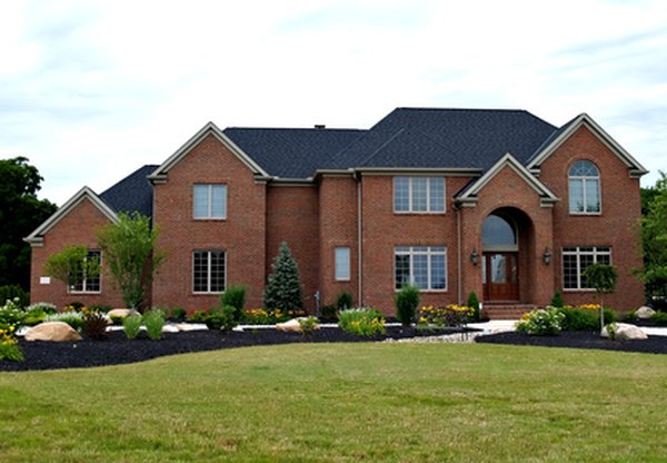 A large home in Cleveland, Ohio.